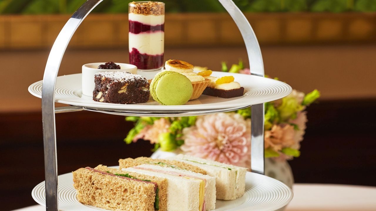 afternoon tea-london- mayfair - the cavendish london