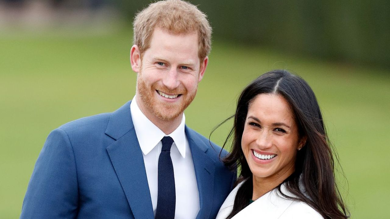 Prince Harry and Meghan - The Cavendish London