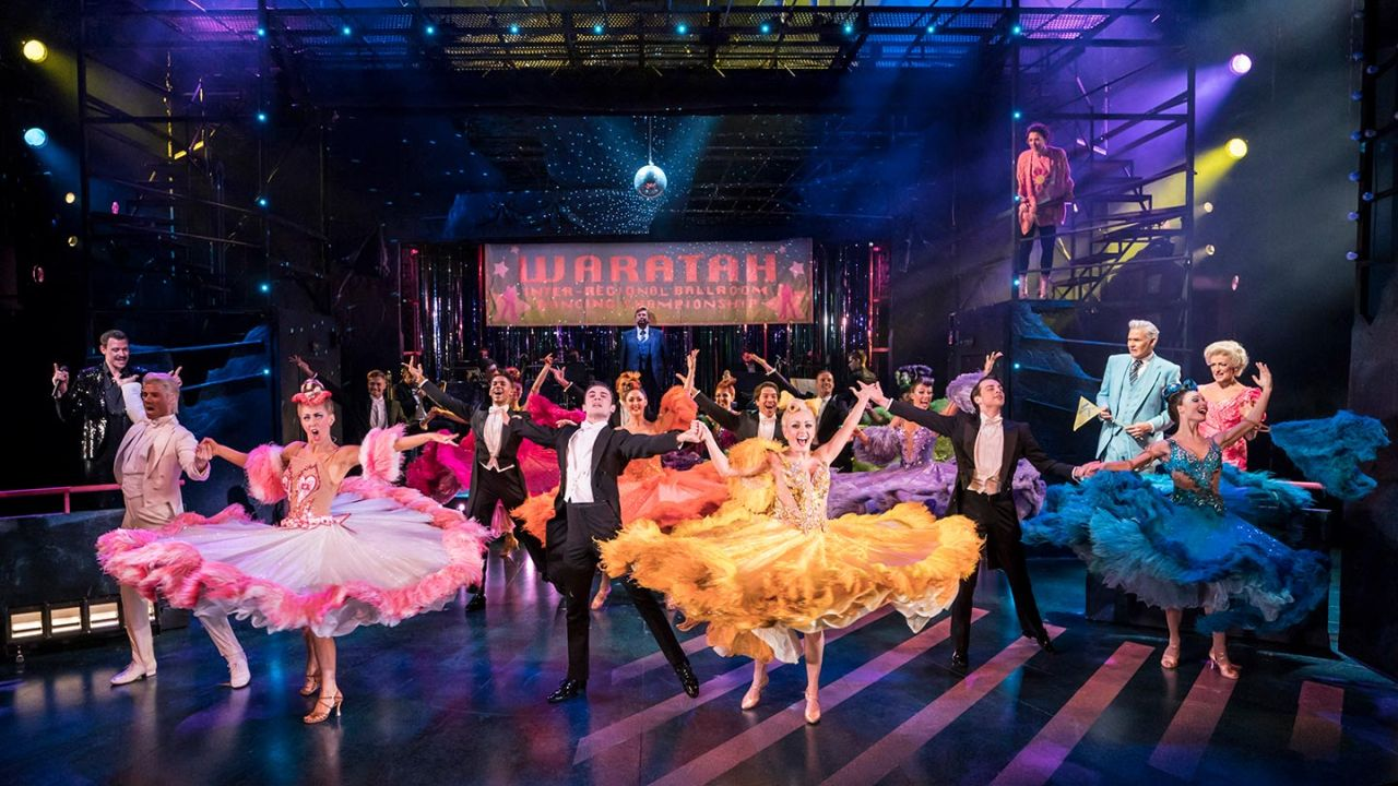 Strictly Dancing - The Cavendish London