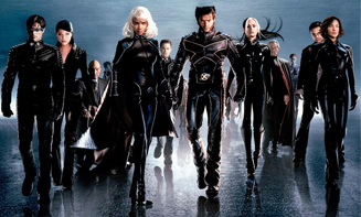 X-men - Marvel Comics - Wolverine, Jean Grey, Professor Charles Xavier, Rogue, Cyclops, Storm, Magneto