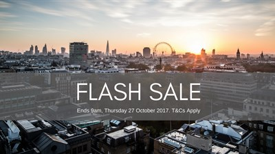 72hr Flash Sale