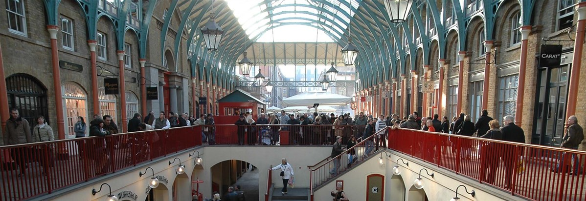 New Covent Garden London Market
