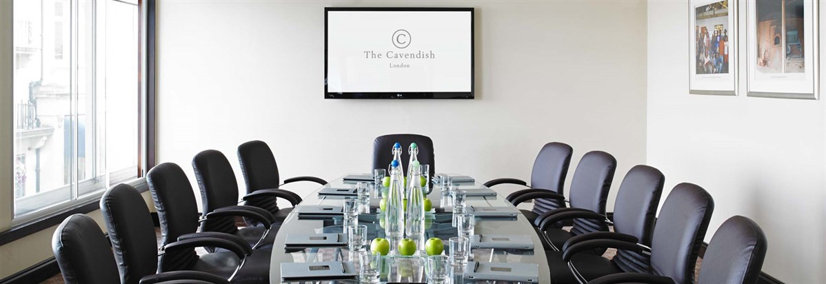 Nimbus Conference Venue can be used with our  green meeting package