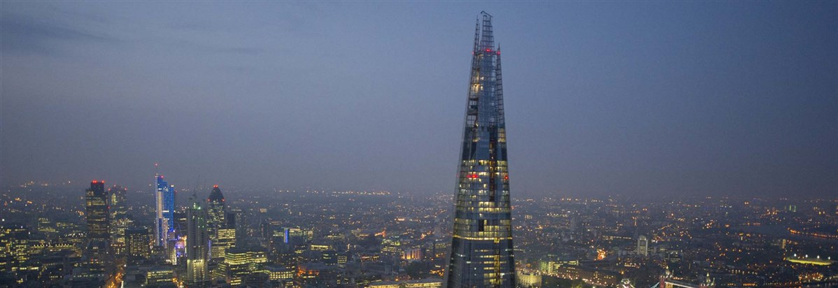 The Shard as one of the Top Things To Do London